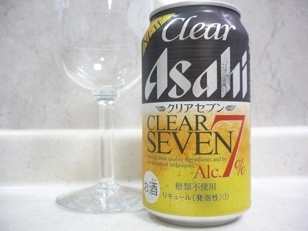 アサヒビール「クリアセブン」