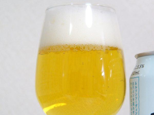 グランドキリン「白ワインのようなホワイトエール」