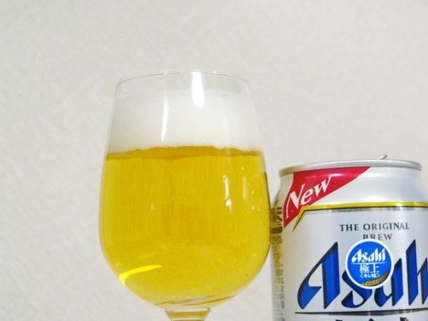 アサヒビール「極上~キレ味~」