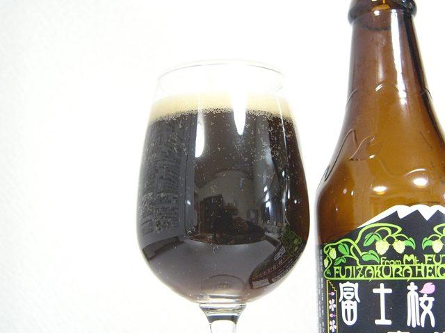 富士桜高原麦酒「シュヴァルツヴァイツェン(SCHWARZ WEIZEN)」飲んでみた!