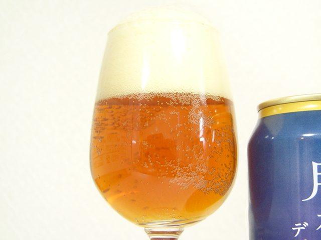 サッポロビール「空模様 月夜のデュンケル」