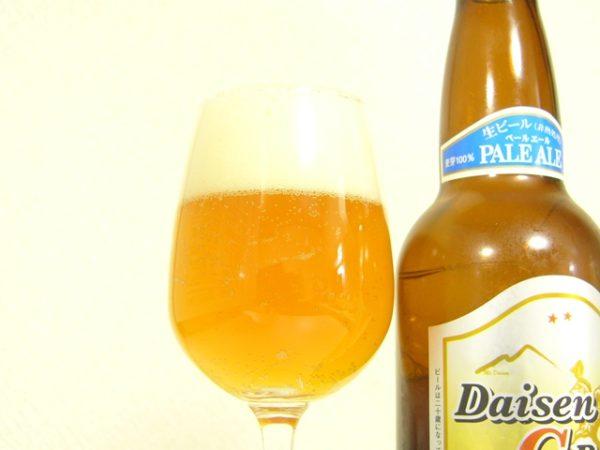 大山Gビール「ペールエール」飲んでみた!
