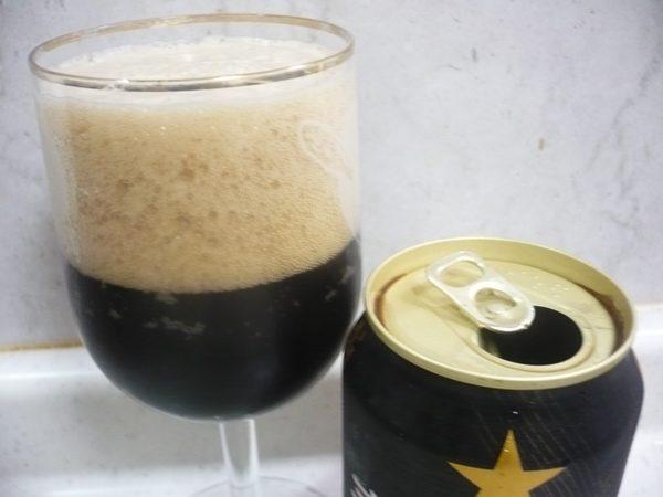 サッポロビール「麦とホップ黒」