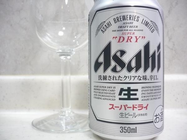 アサヒビール「スーパードライ」