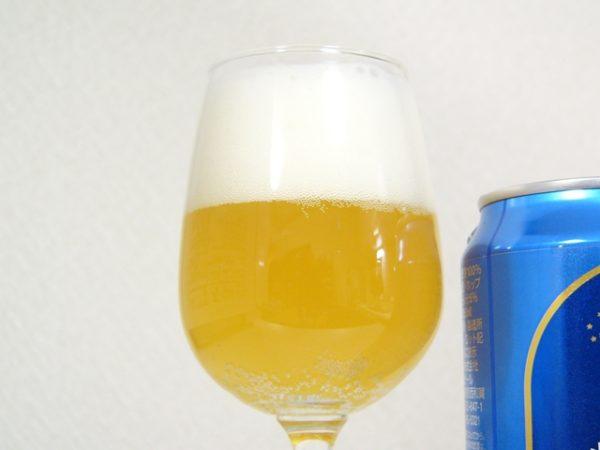銀河高原ビール「小麦のビール」