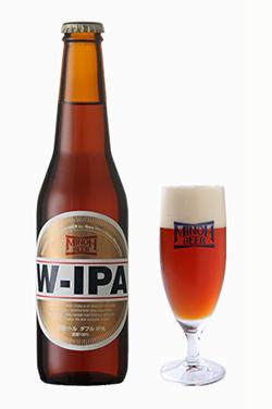 箕面ビール『W-IPA』