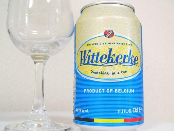 日本ビール株式会社「Witte Kerke」