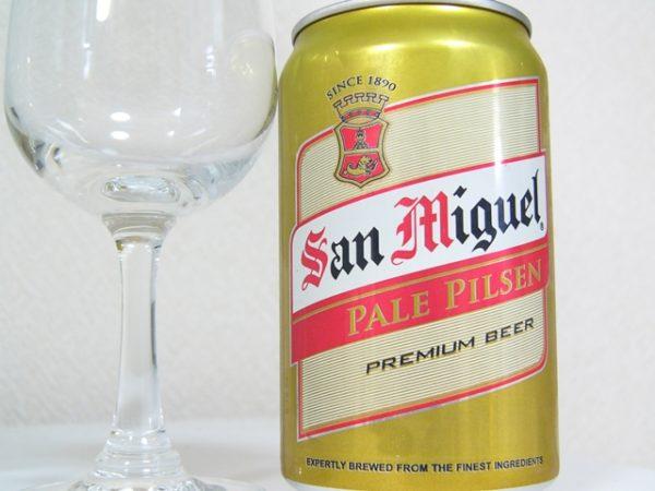 日本ビール株式会社「San Miguel(サンミゲル)」