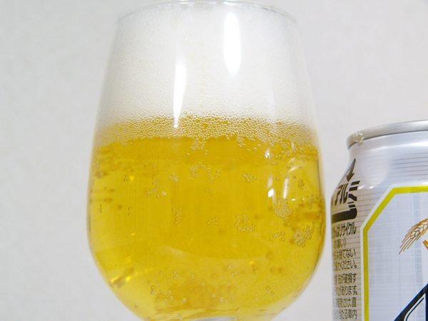 アサヒビール「スーパードライ澄みわたる辛口」