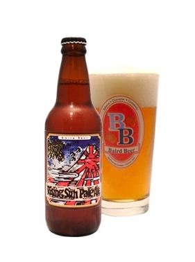 Baird Beer『ライジングサン ペールエール』