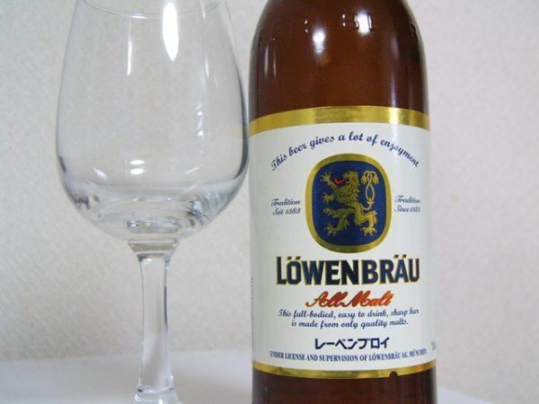 アサヒビール「Löwenbräu(レーベンブロイ)」