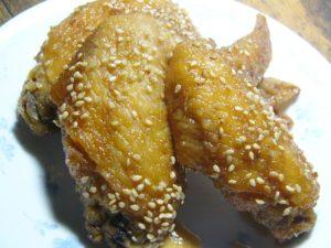 鶏手羽のうま煮