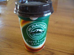 CAFFE LATTE エスプレッソ