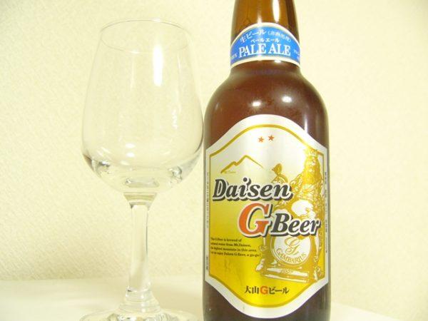 大山Gビール「ペールエール」