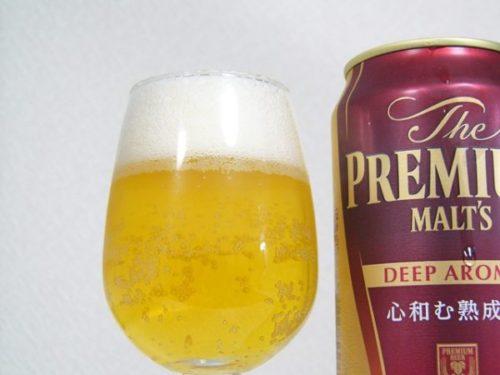 サントリー「PREMIUM MALT'S DEEP AROMA(プレモルディープアロマ) 」